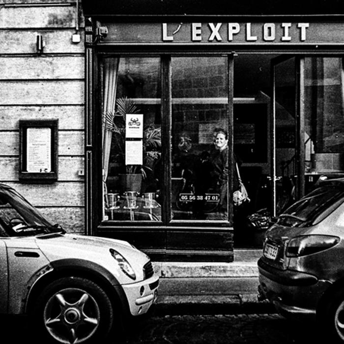 Restaurant Bistrot Brasserie L'Exploit Photo Guillaume Roumeguere (5)