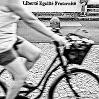 Guillaume ROUMEGUERE photographe Bordeaux Liberté égalité fraternité