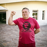 T-shirt CHE guevara-Photo-Guillaume-ROUMEGUERE